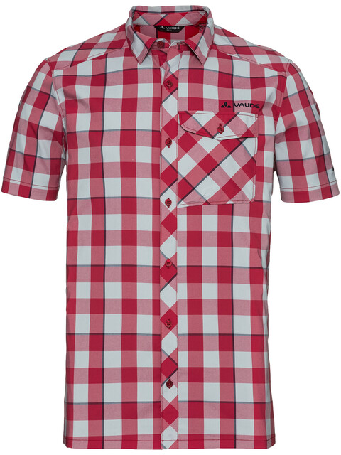 VAUDE Prags II - T-shirt manches courtes Homme - rouge